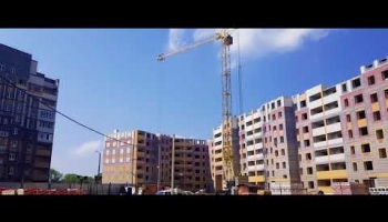 Embedded thumbnail for Видео отчет со строительства жилого дома 214 от 18.07.2018г.
