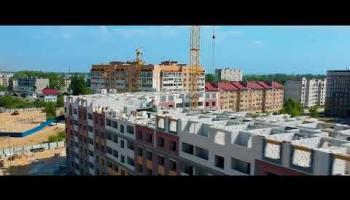 Embedded thumbnail for Видеоотчет со строительства жилого дома 214 от 18.05.2018 г.